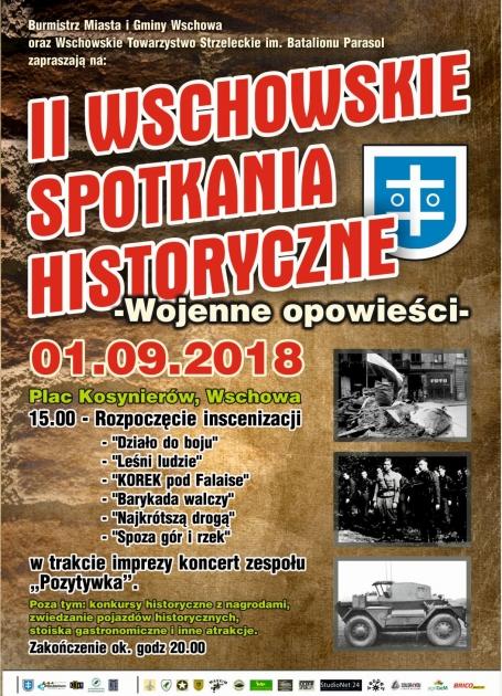 plakat ze zdjęciami pojazdów historycznych