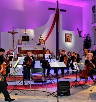 orkiestra LE QUATTRO STAGIONI