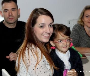 Marysia Lotka z mamą