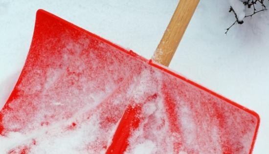 łopata do odśnieżania śniegu