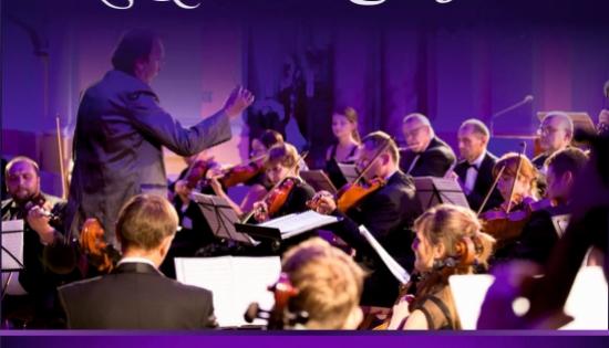 zdjęcie orkiestry z programem