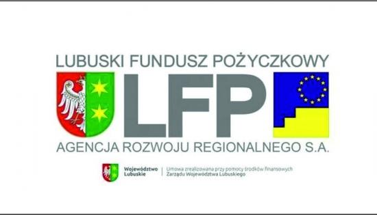logo lubuskiego funduszu pożyczkowego