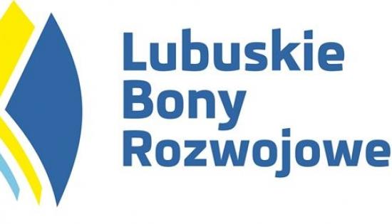logo lubuskich bonów rozwojowych