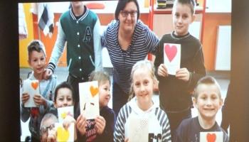 zdjęcie z prezentacji przedszkola