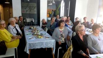 spotkanie emerytowanych nauczycieli