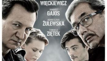 plakat filmowy ze zdjeciami aktorów