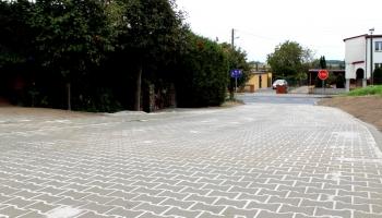 przebudowana ulica ogińskiego