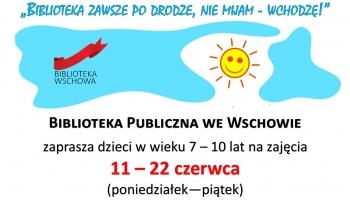 plakat informacyjny tekstowy