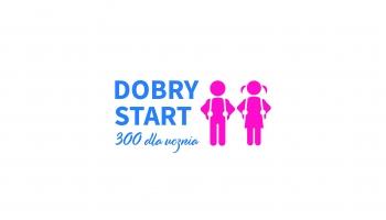 logo programu dobry start