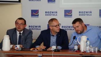 Komisji Rozwoju i Infrastruktury Rady Miasta Leszna