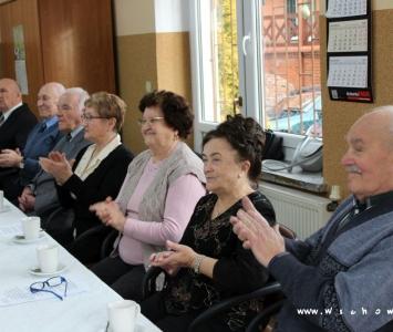 uczestnicy Domu Dziennego Pobytu