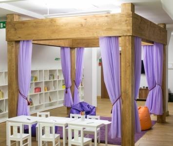 oddział dla dzieci i młodzieży