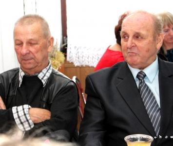 dwóch seniorów